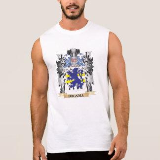 Escudo de armas de Bagnall - escudo de la familia Camisetas Sin Mangas
