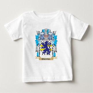 Escudo de armas de Bagnall Tshirts
