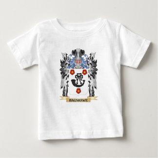 Escudo de armas de Bagshawe - escudo de la familia Tee Shirts