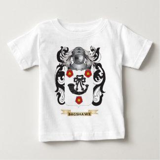 Escudo de armas de Bagshawe (escudo de la familia) Camisetas