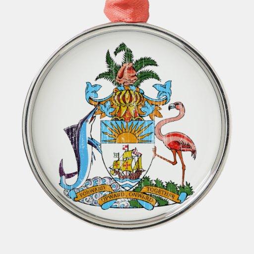 Escudo de armas de Bahamas Ornamento De Reyes Magos