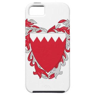Escudo de armas de Bahrein iPhone 5 Case-Mate Protector