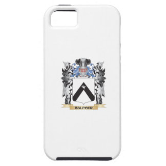 Escudo de armas de Balfour - escudo de la familia iPhone 5 Fundas