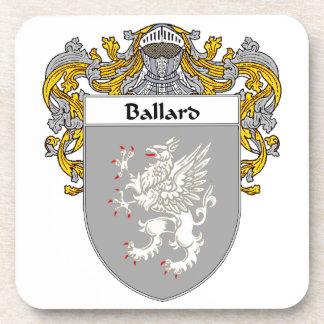Escudo de armas de Ballard/escudo de la familia Posavaso