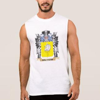 Escudo de armas de Baltazar - escudo de la familia Camisetas Sin Mangas