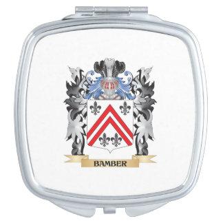 Escudo de armas de Bamber - escudo de la familia Espejo De Maquillaje