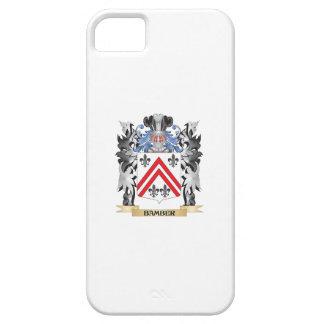 Escudo de armas de Bamber - escudo de la familia iPhone 5 Carcasa