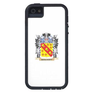 Escudo de armas de Bancroft - escudo de la familia iPhone 5 Funda