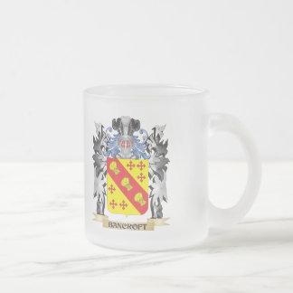 Escudo de armas de Bancroft - escudo de la familia Taza De Cristal