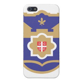 Escudo de armas de Banja Luka iPhone 5 Carcasa