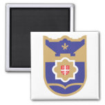 Escudo de armas de Banja Luka Imán Cuadrado