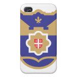 Escudo de armas de Banja Luka iPhone 4/4S Carcasas