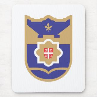 Escudo de armas de Banja Luka Alfombrilla De Ratón