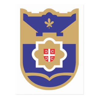 Escudo de armas de Banja Luka Postal