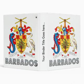 Escudo de armas de Barbados