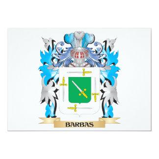 Escudo de armas de Barbas Anuncios Personalizados