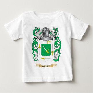 Escudo de armas de Barby (escudo de la familia) Camiseta