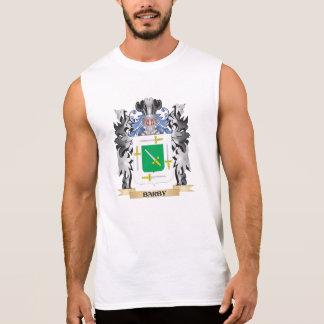 Escudo de armas de Barby - escudo de la familia Camisetas Sin Mangas