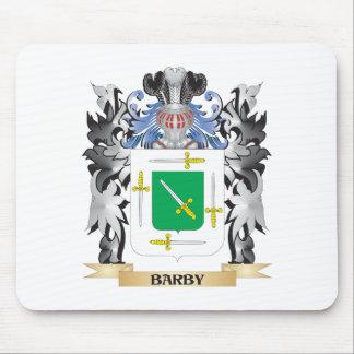 Escudo de armas de Barby - escudo de la familia Tapetes De Raton