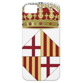 Escudo de armas de Barcelona (España) iPhone 5 Case-Mate Coberturas