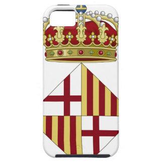 Escudo de armas de Barcelona (España) iPhone 5 Cobertura