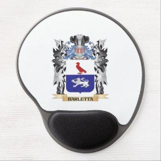 Escudo de armas de Barletta - escudo de la familia Alfombrillas Con Gel
