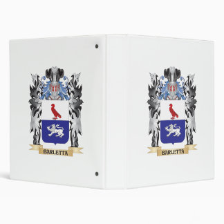 "Escudo de armas de Barletta - escudo de la familia Carpeta 1"""