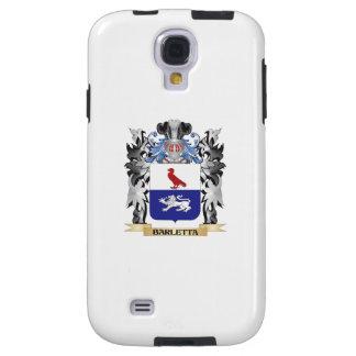 Escudo de armas de Barletta - escudo de la familia Funda Para Galaxy S4