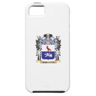 Escudo de armas de Barletta - escudo de la familia iPhone 5 Funda