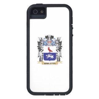Escudo de armas de Barletta - escudo de la familia iPhone 5 Fundas