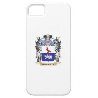 Escudo de armas de Barletta - escudo de la familia iPhone 5 Carcasa