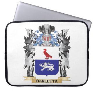 Escudo de armas de Barletta - escudo de la familia Fundas Computadoras