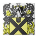 Escudo de armas de Barnett Azulejos Cerámicos