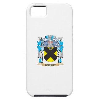 Escudo de armas de Barnett iPhone 5 Cárcasa