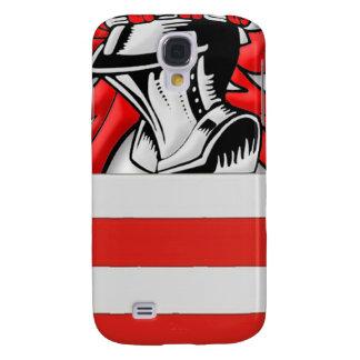 Escudo de armas de Barrie Funda Para Galaxy S4