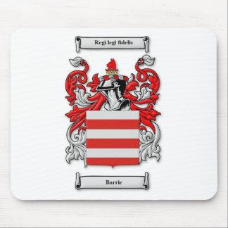 Escudo de armas de Barrie Mouse Pads