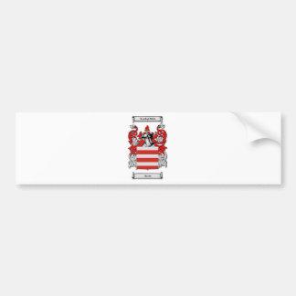 Escudo de armas de Barrie Pegatina Para Auto