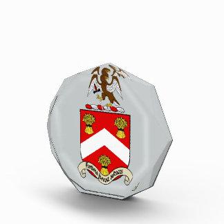Escudo de armas de Barron
