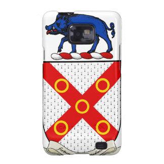 Escudo de armas de Barron Samsung Galaxy S2 Funda