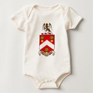 Escudo de armas de Barron Mameluco De Bebé