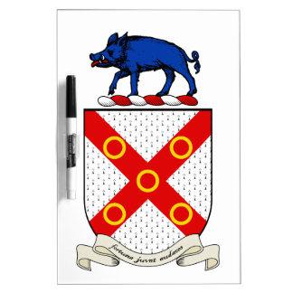Escudo de armas de Barron Pizarra