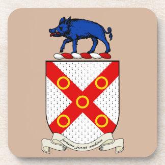 Escudo de armas de Barron Posavaso