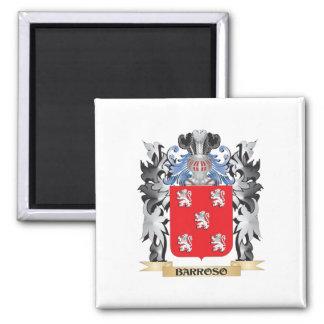 Escudo de armas de Barroso - escudo de la familia Imán Cuadrado
