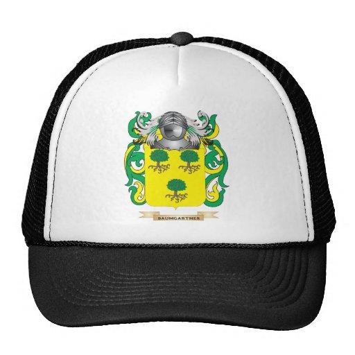 Escudo de armas de Baumgartner (escudo de la famil Gorra