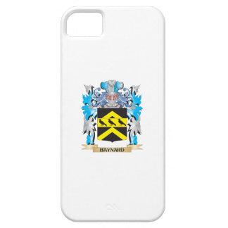 Escudo de armas de Baynard iPhone 5 Case-Mate Cárcasas