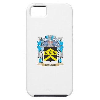 Escudo de armas de Baynard iPhone 5 Case-Mate Fundas