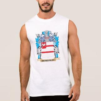 Escudo de armas de Beardsley Camisetas Sin Mangas