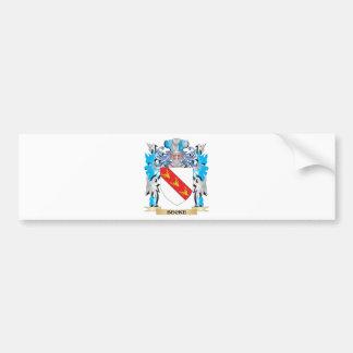 Escudo de armas de Becke