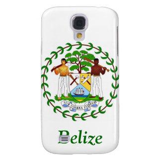 Escudo de armas de Belice Funda Para Galaxy S4