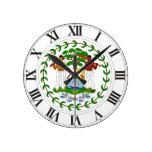 Escudo de armas de Belice Relojes